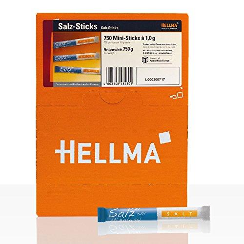 Hellma Salzsticks - 750 Stück