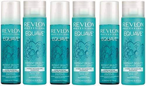 3er Revlon Professional Equave Duo Pack Hydro Detangling Conditioner 200 ml +...