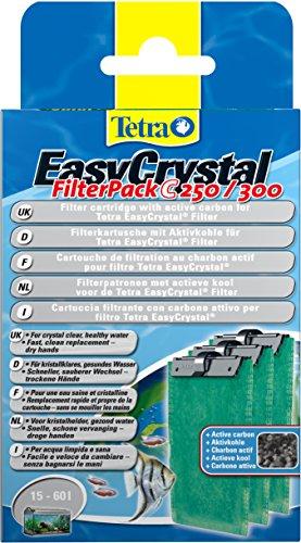 Tetra EasyCrystal Filter Pack C250/300, 3 Stück