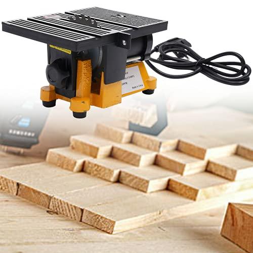 Mini Tischkreissäge Tool | Tischsäge Kreissäge Table Saw Cutting 4500RPM...