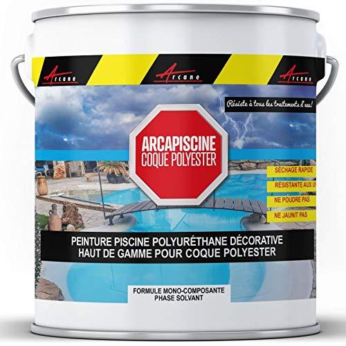 Arcane Industrie Poolfarbe Polyester Fliesen widerstandsfähiger als...