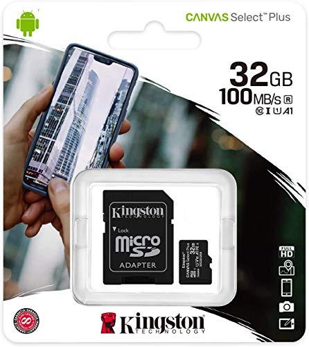 Kingston MicroSD karte Speicherkarte 32GB Für Tablet MEDION LIFETAB S10366 MD...