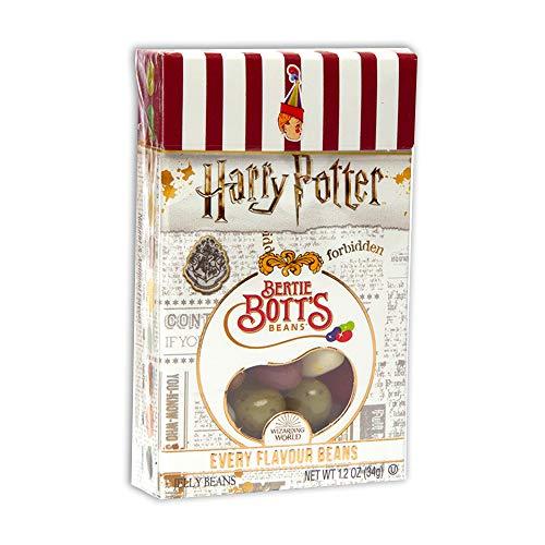 Harry Potter Bertie Botts Bohnen verschiedene Geschmackssorten Jelly Belly 35g