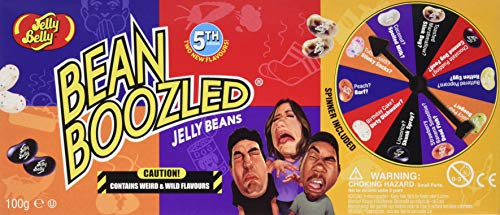 Jelly Belly Glücksrad 'Bean Boozled', 1er Pack (1 x 100 g)