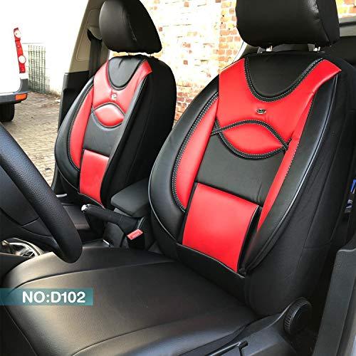 Maß Sitzbezüge kompatibel mit Suzuki Ignis III Fahrer & Beifahrer ab BJ 2016...