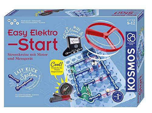 KOSMOS 620547 Easy Elektro - Start, Spannende Stromkreise mit Motor und...