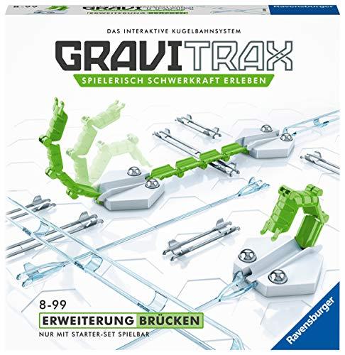 Ravensburger GraviTrax Erweiterung Brücken - Ideales Zubehör für...