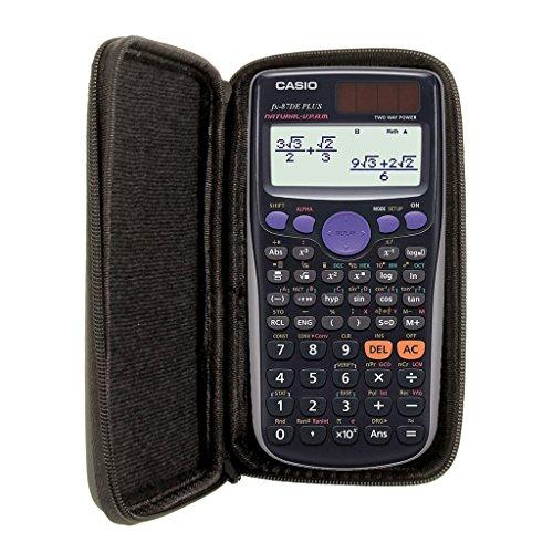 Schutztasche für Taschenrechner von Casio, für Modell: FX 87 DE Plus