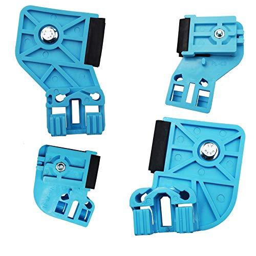 A-Z-Parts Germany 01365 Fensterheber Reparatursatz Set Clip Klip Mitnehmer...