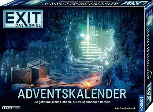 KOSMOS 693206 EXIT - Das Spiel - Adventskalender: Die geheimnisvolle Eishöhle,...