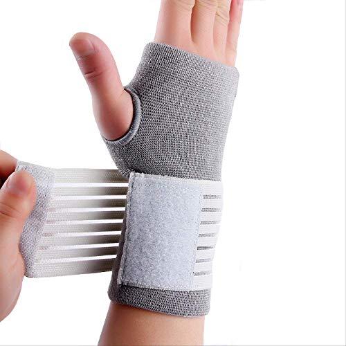 WDWX Professional Elastic Sports Safety Karpaltunnel Tennis Handgelenk Bandage...