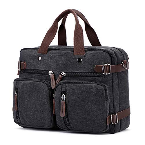 jingshu Reise-und Freizeit-Canvas-Tasche Business großkapazität Aktentasche...