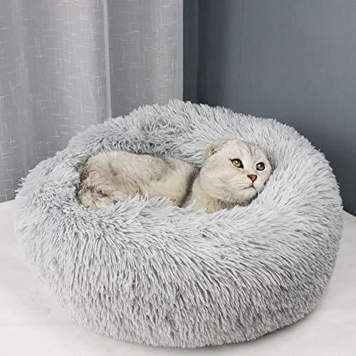 Queta Katzenbett Schöne Tierbett, Klein Hund Bett Haustierbett Plüsch Weich...