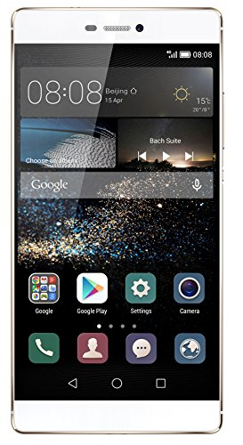 Huawei P8 Smartphone (5,2 Zoll (13,2 cm) Touch-Display, 16 GB  Speicher, Android...