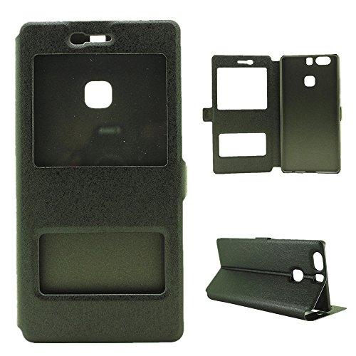 JiuRui Zubehör Kompatibel mit Huawei P9 Plus (Anruf annehmen oder ablehnen,...