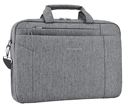 KROSER Laptop Tasche 15.6 Zoll Notebooktasche Aktentasche Tablet Tasche Schulter...