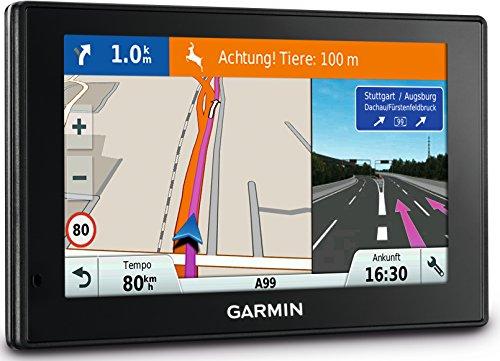 Garmin DriveSmart 50 LMT-D EU Navigationsgerät - lebenslange Kartenupdates,...