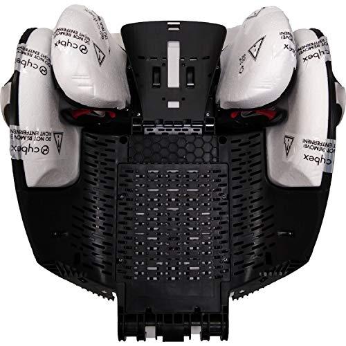 Cybex Rückenlehne für Pallas M-fix und Solution M Ersatzteil mit Styropor