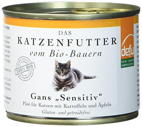 defu Katze Gans Sensitive Pâté