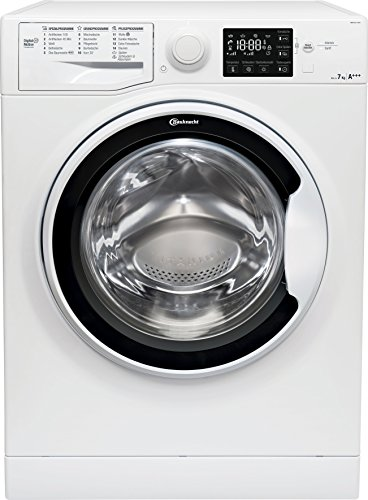 Bauknecht WM Pure 7G41 Waschmaschine Frontlader / A+++ -10% / 1400 UpM / 7 kg /...