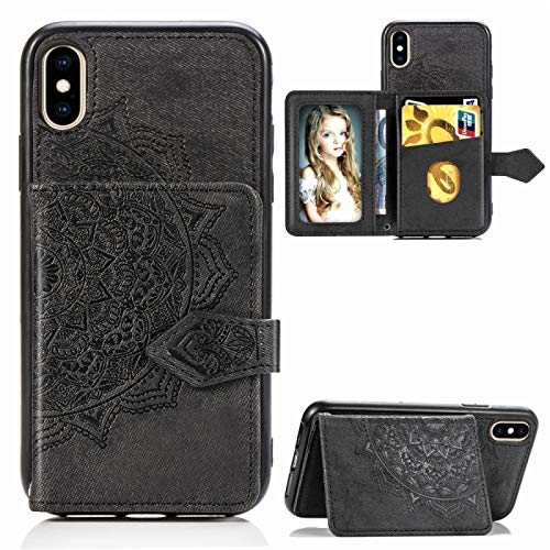 BEIJING ♋ PROTECTIVECOVER+ / Compatible with for iPhone XS Max Mandala...