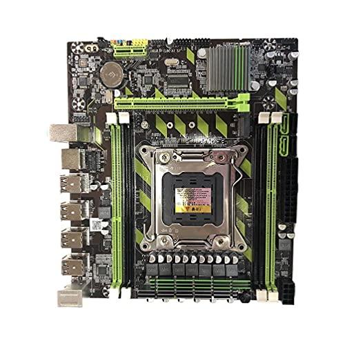 UNF-Schnittstelle Motherboard X79G M.2 LGA 2011 Motherboard DDR3 Für In-Tel...