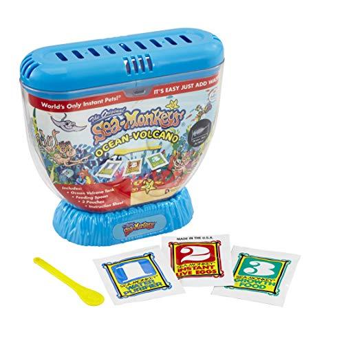 Sea Monkeys 80483 Vulkan Zoo-Styles kann variieren