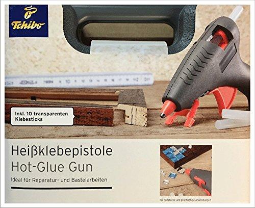 TCM Tchibo Heißklebepistole Klebepistole Heißkleber Heißklebegerät