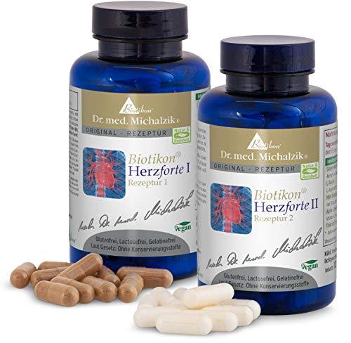 Herzforte I + II nach Dr. med. Michalzik - Eine spezifische Rezeptur mit OPC,...