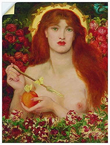 Artland Wandbild selbstklebend Vinylfolie 60x80 cm Gemälde Religiöse Bilder...
