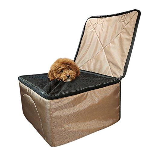 terferein Auto Pet Pad Faltschachtel Fall mit Verstellbarer Schnalle Travel Pet...