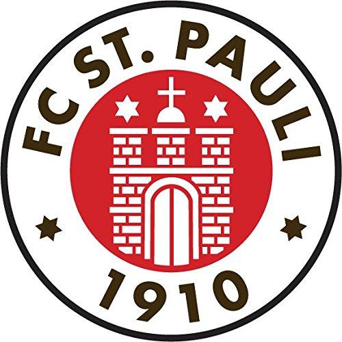 ST Pauli FC Germany Soccer Football Hochwertigen Auto-Autoaufkleber 12 x 12 cm