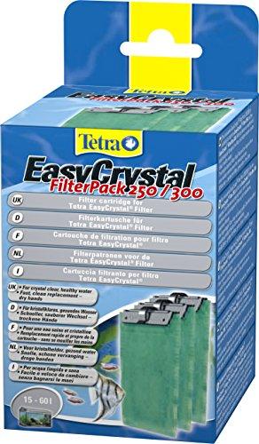 Tetratec EasyCrystal Filter Pack 250/301, Innenfilter, Filtermaterial