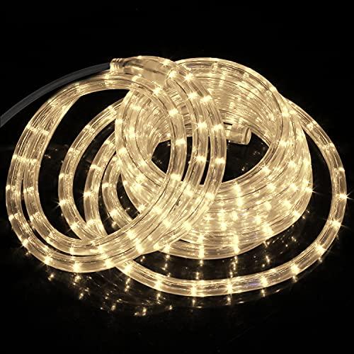 Forever Speed 6M LED Lichterschlauch Lichterkette Schlauch Leiste Außen und...