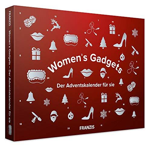 FRANZIS Women's Gadgets 2020: Der Adventskalender für sie   24 Türchen, die...
