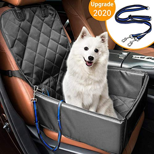 MATCC Hunde Autositz für Kleine Mittlere Hunde Rückbank & Vordersitz Hundesitz...
