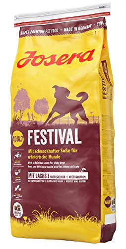 JOSERA Festival, Hundefutter mit leckerem Soßenmantel, Super Premium...