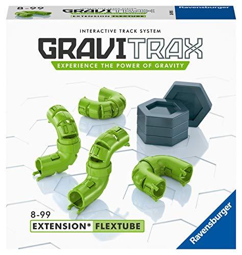 Ravensburger GraviTrax Erweiterung Flextube - Ideales Zubehör für...