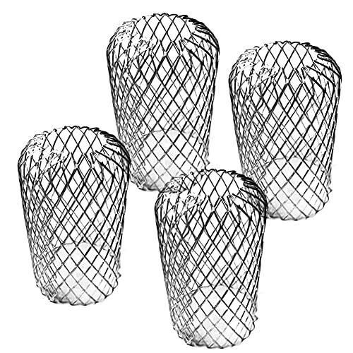Dachrinnenschutzfilter, Metall Dachrinnenschutz, Hält Dachrinnenfallrohre Frei...