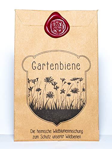 Gartenbiene die Samenmischung mit seltenen heimischen Wildblumen speziell für...