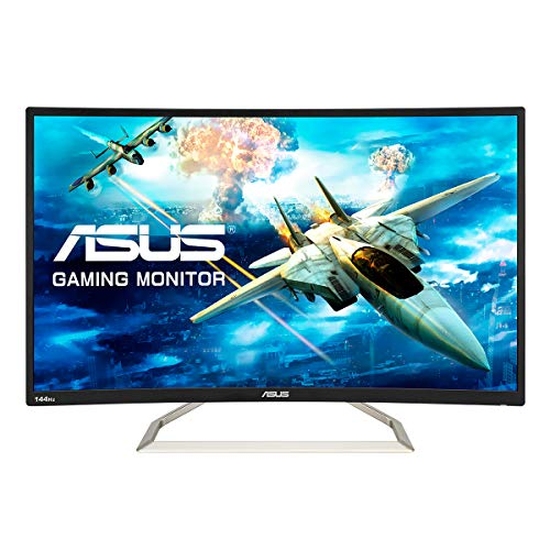 ASUS VA326HR 80,01 cm (31,5 Zoll) Monitor (VGA, HDMI, Full HD,...