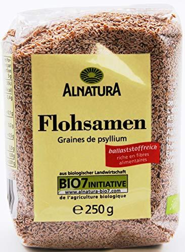 Alnatura Flohsamen ganz, 3er Pack (3 x 250g)