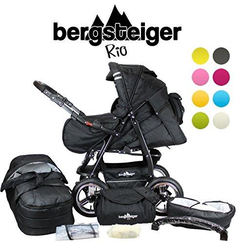 Bergsteiger Isofix