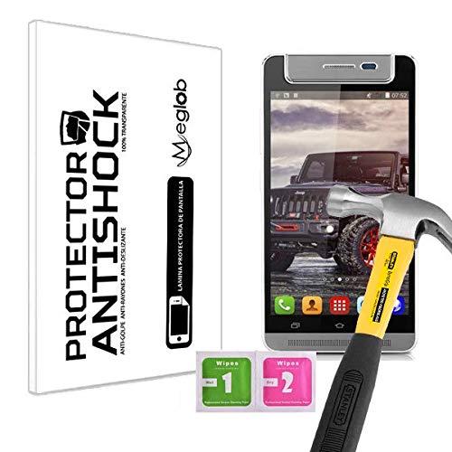 Displayschutzfolie Anti-Shock Kratzfest Bruchsicher Kompatibel mit Timmy M9