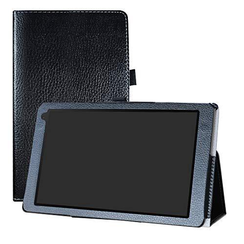 LFDZ Medion Lifetab X10605 Hülle, Schutzhülle mit Hochwertiges PU Leder Tasche...