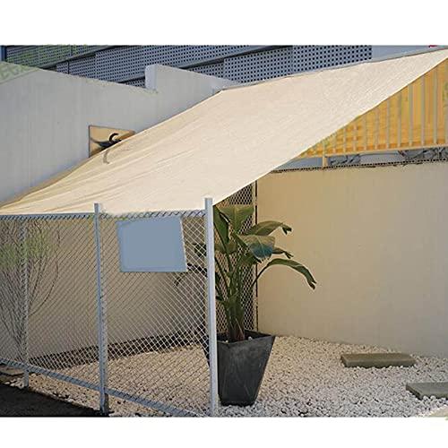 JLXJ Sonnenschutznetz schattiernetz Terrassen-Sonnenschutz-Netzabdeckung,...