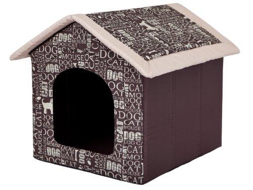 Hobbydog Hundehöhle Wörter Katzenhöhle Hundehütte Hundebett Katzenbett S-XL...
