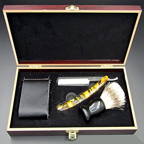 PIANAI Friseur Rasierer Vintage Rasiermesser Friseur Messer nassrasierer...