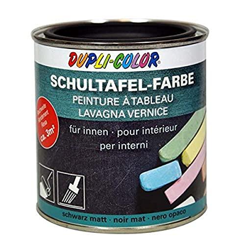 Dupli-Color 368103 DC Schultafelfarbe 375 ml, Schwarz,Grau