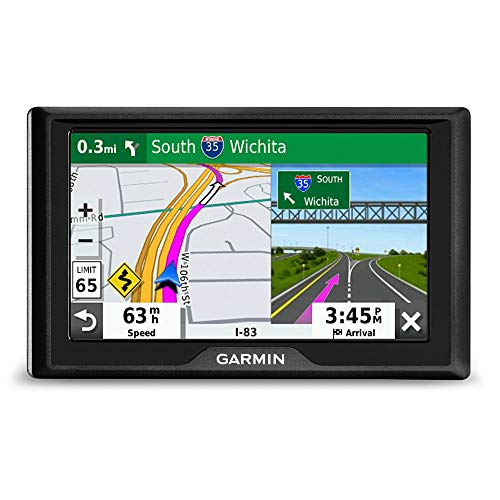 Garmin DriveSmart Traffic: GPS Navigator, Drive 52 & Vekehr